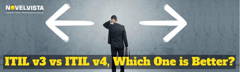 ITIL v3 vs ITIL v4,  Is ITIL v3 failing to do the job?